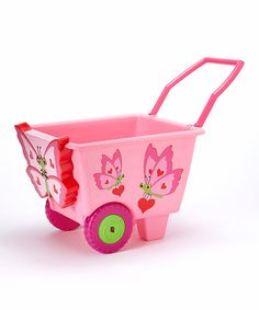 Take a look at the Bella Butterfly Cart on #zulily today!