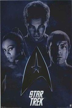Star Trek (2009) Movie Poster 22x34 – BananaRoad