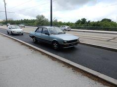 https://flic.kr/p/tdJF2G | Peugeot 505 | Peugeot 505 ce matin à Toulouse
