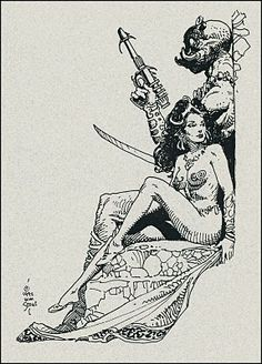 William Stout: Barsoomian Tradition
