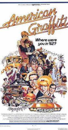 『アメリカン・グラフィティ』American Graffiti (1973)