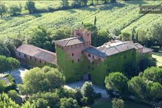What: The Castle of San Fabiano Where: Tuscany, Italy Cost: Starting at $166 a night At this castle, you won't just sleep like a king—you'll eat like one too! This romantic villa offers traditional Tuscan meals made from the castle's own organic garden and private cooking classes to learn the secrets of the trade. After indulging in Italy's best, you can retire to one of six suites in the castle.