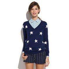 Starry Sweater