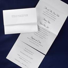 Modest - Seal 'n Send weddingneeds.carlsoncraft.com