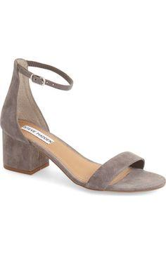 Steve Madden 'Irenee' Ankle Strap Sandal (Women) available at #Nordstrom