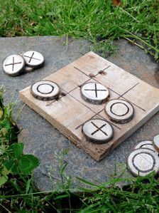 Reise Tic-Tac-Toe – Life: im Garten – - Todo Lo Que Necesitas Saber Para La Fiesta Diy Yard Games, Diy Games, Backyard Games, Outdoor Games, Outdoor Fun, Lawn Games, Giant Yard Games, Diy Wood Projects, Wood Crafts