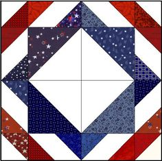 QOV block 1- might be possible to do with the double strip ruler @Romain M.  check out the different blocks