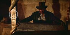 R2-D2 and C-3PO Easter Egg in Indiana Jones