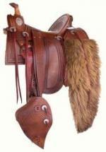 Old Time Cody Saddle