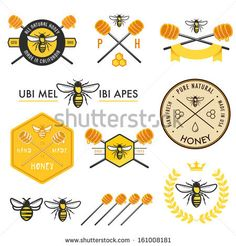 Honey-bee Stock Photos, Images, & Pictures | Shutterstock