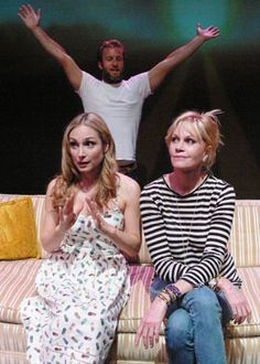 FalconTheatre - No Way Around But Through -2012 Bre Blair, Scott Caan, Robyn Cohen, Melanie Grifith, Val Lauren
