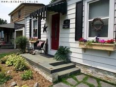 curb appeal, concrete masonry, gardening, outdoor living