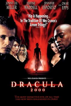 Dracula 2000 DVD Gerard Butler Justine Waddell Jonny Lee Miller Christopher for sale online Streaming Movies, Hd Movies, Horror Movies, Movies Online, Movie Tv, Hd Streaming, Wolf Movie, Horror Fiction, Movies Free