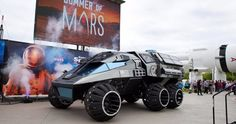 Το Batmobile της NASA για τον Άρη (ΦΩΤΟ-ΒΙΝΤΕΟ) #ΤΕΧΝΟΛΟΓΙΑ