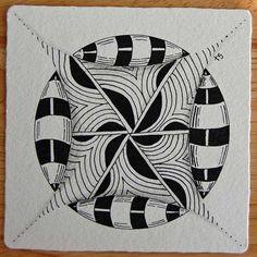 shading zentangle