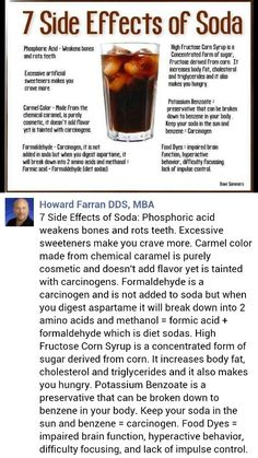 HOWARD FARREN DDS What greaaat information to pass along to our families, friends and dental family/friends.