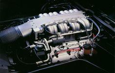 1984-1990 Chevrolet Corvette C4 Small Block V8 5.7L Aluminum Radiator New AT// MT