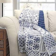 Lush Decor Monique Throw | Blankets & Throws | C26489P14-000