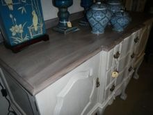 Techniqued Imbuia Sideboard R5408