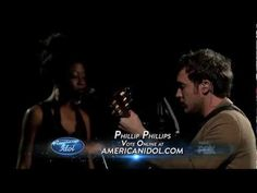 Phillip Phillips: Volcano - Top 4 - AMERICAN IDOL SEASON 11 My now favorite performance from him!