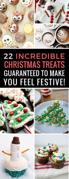 Totally in love with these adorable Christmas treats and the kids will love eating them as much as making them! Thanks for sharing!