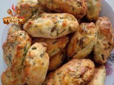 Dereotlu Poğaça Tarifi Cauliflower, Potatoes, Chicken, Meat, Vegetables, Food, Model, Recipes, Food And Drinks