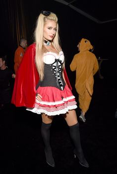 Paris Hilton Photos Photos - Paris Hilton attends the Casamigos Halloween Party at a private residence on October 28, 2016 in Beverly Hills, California. Casamigos Tequila Halloween Party