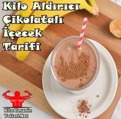 Kilo Aldıran Çikolatalı İçecek Tarifi #kiloaldıraniçecek