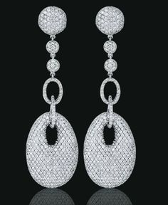 Bapalal Keshavlal diamond earrings #Precious_Posts @PreciousPosts