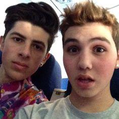 sam pepper and sam pottorff Ahhh I love them