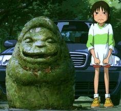 Chihiro, Spirited Away