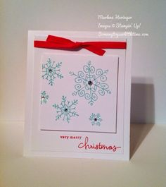 So Many Toys So Little Time...Stampin Up, Endless Wishes, Christmas