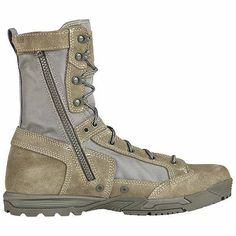 The 5.11 Skyweight Sage Side Zip Boot is durable and made to last throughout use. Click to buy the Skyweight Boot.