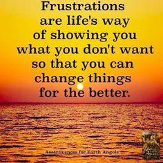 Change things...