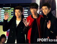 #Taecyeon #Seulong #2AM #2PM #Oneday #OT3 #Wooyoung
