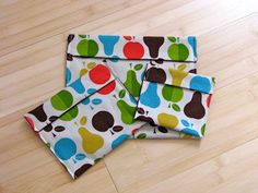 Tutorial: Make your own reusable snack bag