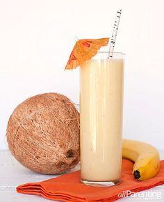 Pineapple Coconut Smoothie Recipe