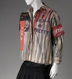 Vivienne Westwood (born 1941) and the Postmodern Legacy of Punk Style | Thematic Essay | Heilbrunn Timeline of Art History | The Metropolitan Museum of Art