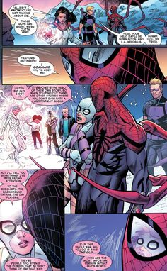 Parker Spiderman, Spiderman Art, Amazing Spiderman, Marvel Comic Character, Marvel Movies, Marvel Art, Marvel Heroes, Hybrid Marvel, The Superior Spider Man