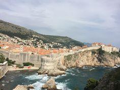 Beautiful Dubrovnik, Croatia. Planning a trip to Europe? Consider stopping in Croatia