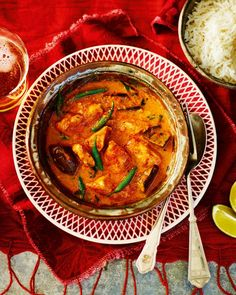 Use this recipe for easy red curry paste for an authentic, fragrant Thai chicken curry and you'll never go back to the stuff in jars.
