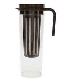 LBC 生活雑貨(エルビーシー セイカツザッカ)のPLUG アイスコーヒージャグ(キッチンツール)|ブラウン