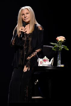 Barbra - The Music... The Mem'ries... The Magic ! Tour at Barclays Center of Brooklyn on August 11, 2016 in New Yor
