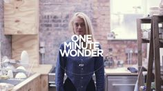 One Minute Wonder 50 - Lucy McRae. Lucy McRae is a Body Architect. Originally trained as a ballerina, she now creates films, sculpture and i...