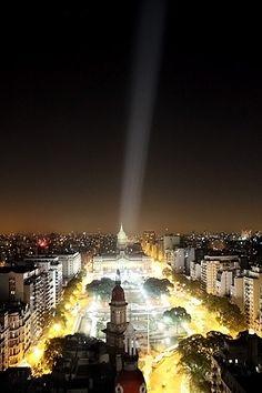 La Noche de Buenos Aires, Argentina