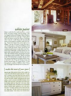 Country Living February 2003