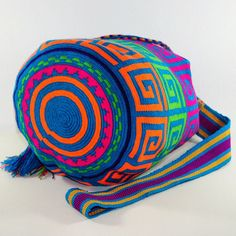 Sunny days are ahead of us. Prepare yourself for summer! 10% discount on all our offers until the end of May #luloplanet #mochila #wayuu #sustainablefashion #slowfashion #polishgirl #festivalbag #beachbag #summerbag #ootd