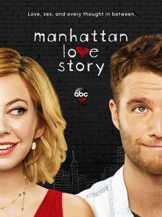 MANHATTAN LOVE STORY Poster | SEAT42F