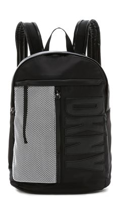 DKNY Logo Backpack