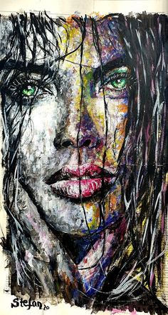 Joker, Artist, Painting, Fictional Characters, Kunst, Artists, Painting Art, The Joker, Paintings